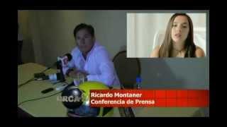 RICARDO MONTANER HABLANDO DE EVALUNA SU HIJA