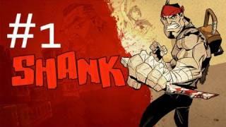 Shank Walkthrough Part 1 - Stabby Stabby view on youtube.com tube online.