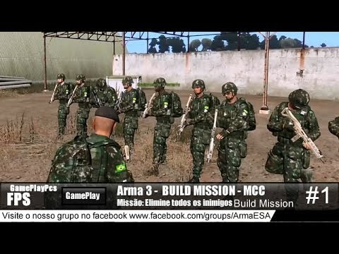 how to build arma 3 missions
