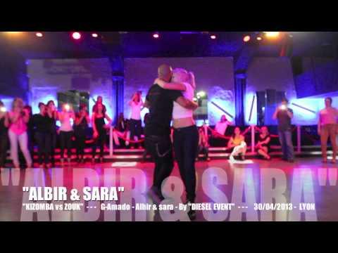 Stage ALBIR & SARA LOPEZ / KIZOMBA vs ZOUK @ LYON