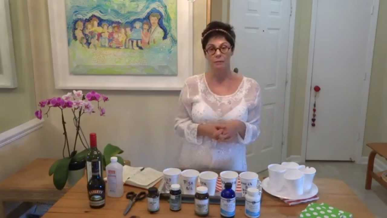 Is your fish oil good for you test it with a styrofoam for Is fish oil good for you