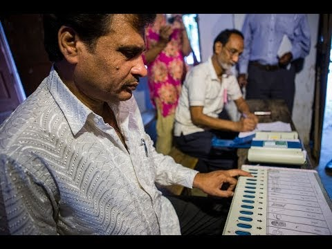 India's Electronic Voting Machines
