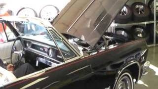 1965 SS Impala 396 Show Car For Sale!