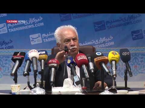 Doğu Perinçek İran basınına konuştu