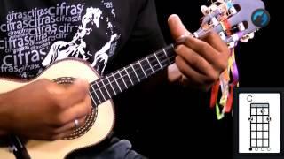 G.R.E.S. Estação Primeira de Mangueira - Samba de Exaltação à Mangueira (aula de cavaquinho)