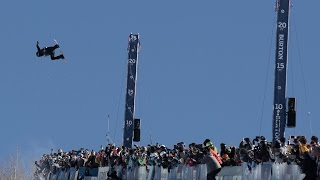 Shaun White Wins Halfpipe Finals at the 2017 US Open - Full Video Highlights