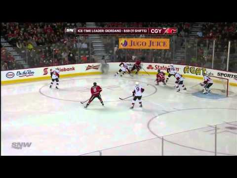 Ottawa Senators vs Calgary Flames 05.03.2014
