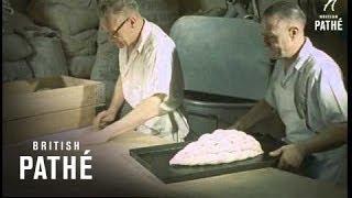 Escultor de pan. 1957