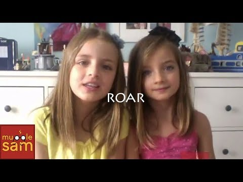 Katy Perry - Roar | 10-Year-Old Sophia & 8-Year-Old Bella Mugglesam