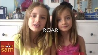 Katy Perry Roar 8 And 10 Year Old Sophia & Bella
