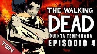"""The Walking Dead (T5) Capítulo 4 """"Te Echaré De Menos"""