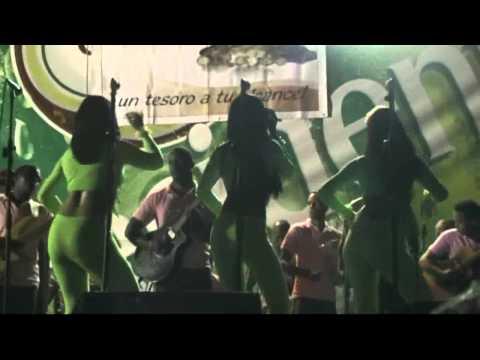 Las Caribeñas en las patronale de Sajoma 2010