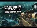 Call of Duty Ghosts Information: Trickshotting, Max Sensitivity, Reload Canceling, & Drop Zone?