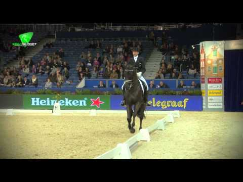 Edward Gal - Glocks Undercover 2nd GP Reem Acra FEI World Cup Dressage