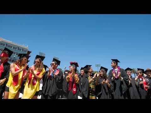 Stanford's 123rd Commencement Ceremony (Webcast)