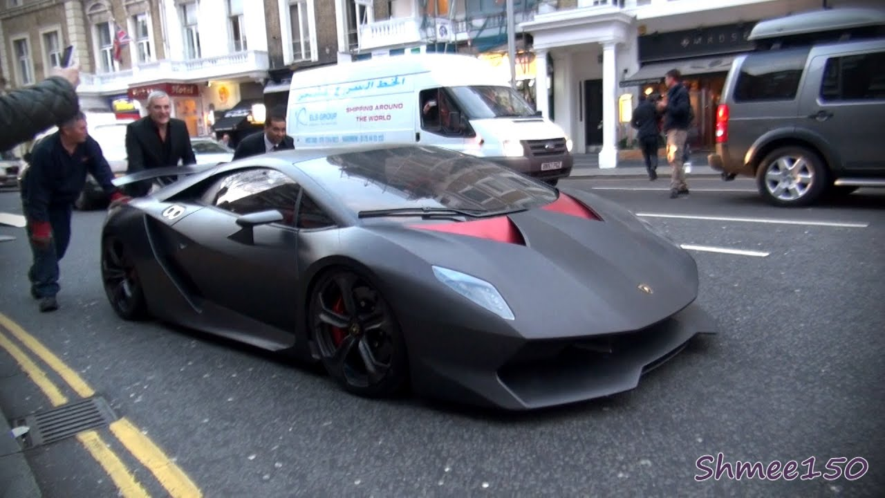 lamborghini sesto elemento 16323m hypercar first time in