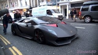 Lamborghini Sesto Elemento £2.3m Hypercar First Time In