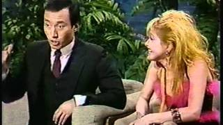 Johnny Carson: Cyndi Lauper Interviews and Sings Change of Heart, 1986