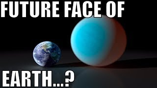 Is This What Earth Will Be Like After 5 Billion Years?