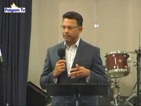 PAIGAM TV:  Onkar Singh at Punjabi Christian Fellowship in Montreal (Punjabi message)