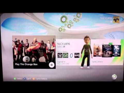 How To Install Any XBOX 360 Game To Your HDD