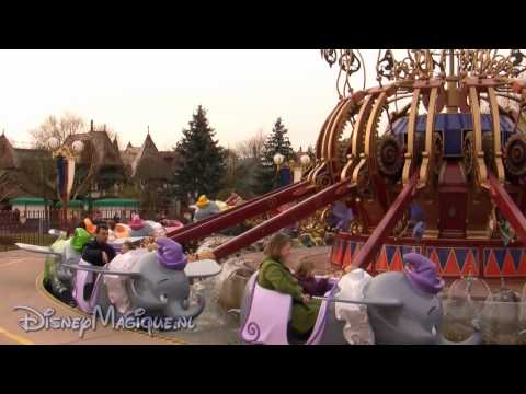 Dumbo the Flying Elephant (Disneyland Paris)