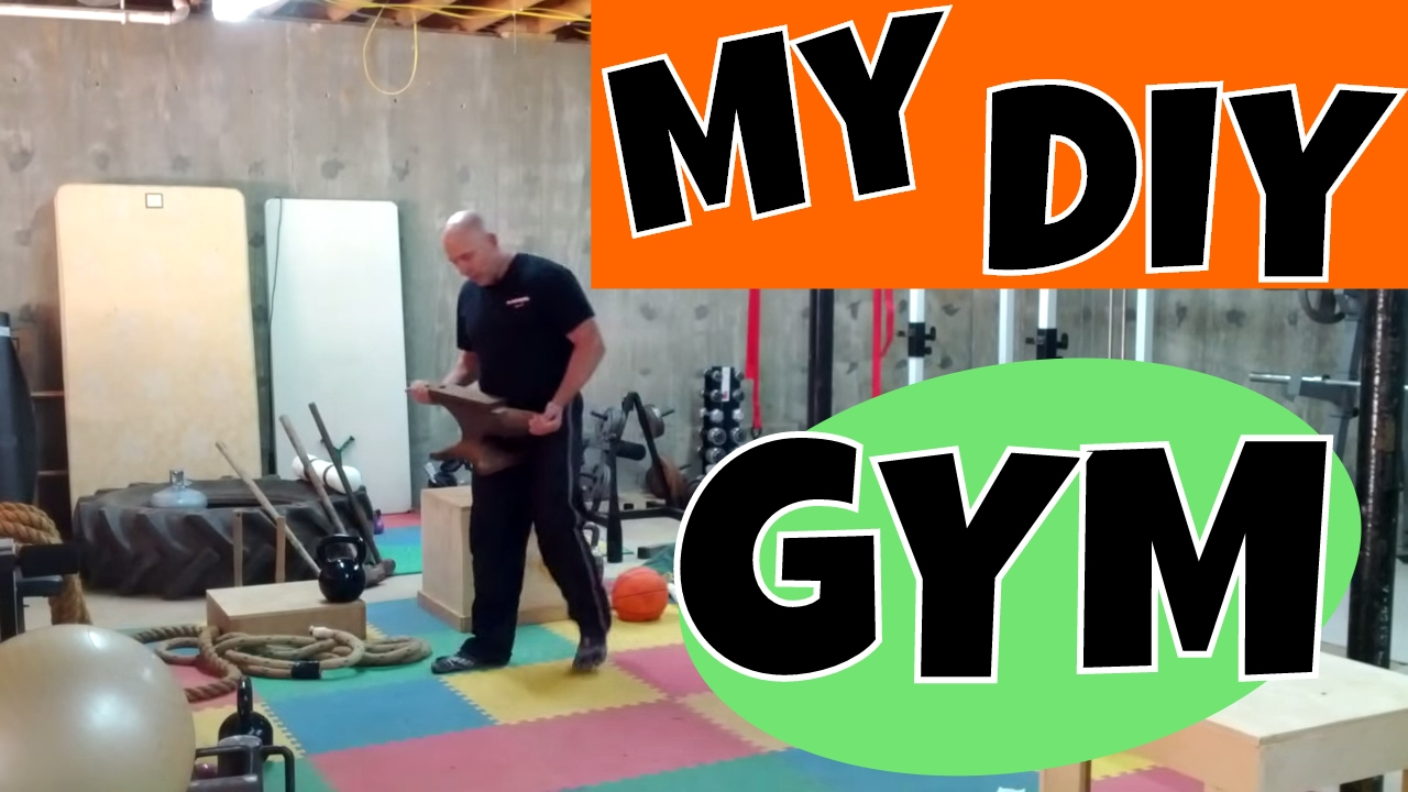Displaying 17 gt images for homemade gym equipment