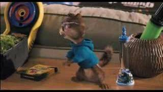 Alvin And The Chipmunks New Trailer!!! (HQ)