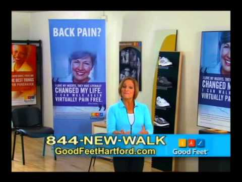 Walk without Pain Good Feet Hartford-New Haven