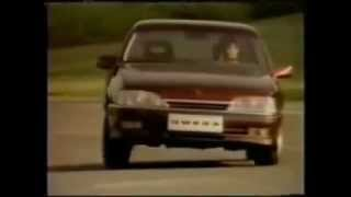 "Advert Chevrolet Omega 1992 Brasilian TV ""Absoluto"""