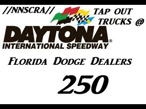 //NNSCRA// TAP OUT Truck Series S1 Race 1: Florida Dodge Dealers 250