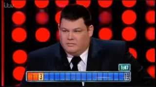 The Chase (ITV) The Beast VS £60,000 Again!