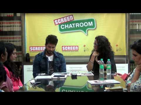 Shahid Kapoor talks about his projects 'Shaandar' and 'Haider'
