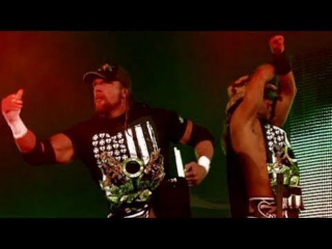 DX VS Legacy Hell in a Cell 2009 Highlights