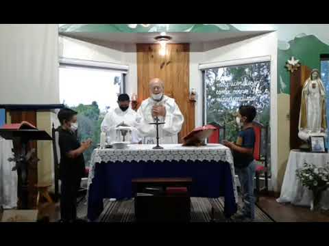 Santa Missa | 27.02.2021 | Sábado | Padre José Sometti | ANSPAZ