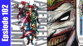 Uncanny Avengers #1, Batman #13, Marvel NOW, More! UNBOXING WEDNESDAYS - Episode 102