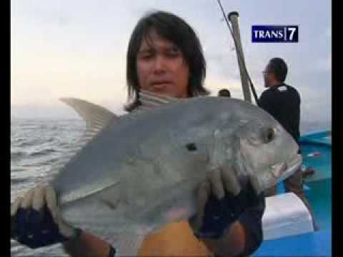 Mancing Mania Trans7 - Pulau Berhala 1