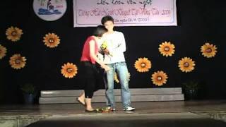 Hội trại người khuyết tật Vũng Tàu 2009_Con trai