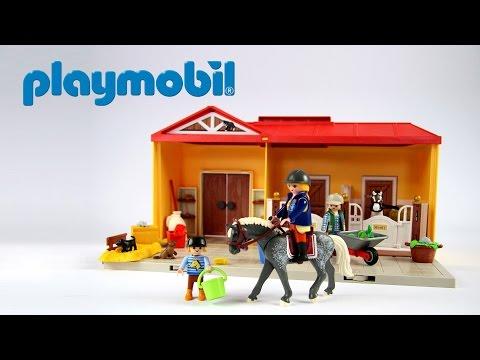 Playmobil Take Along Farm Playmobil 5348 Take Along