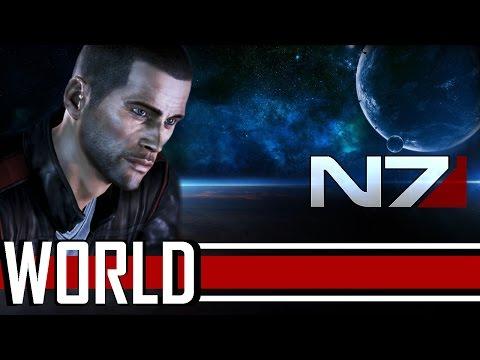 Mass Effect 3 -a- Better World (Fan Tribute)