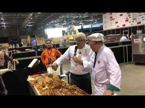 CONCURSO INTERNACIONAL DE JOVENS PADEIROS - VALENCIA 2018 - parte 2