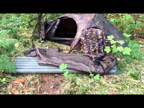 Stealth Camping gear review