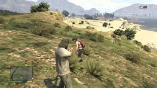 GTA 5 Maude Bounty Hunter Glenn Scoville #3
