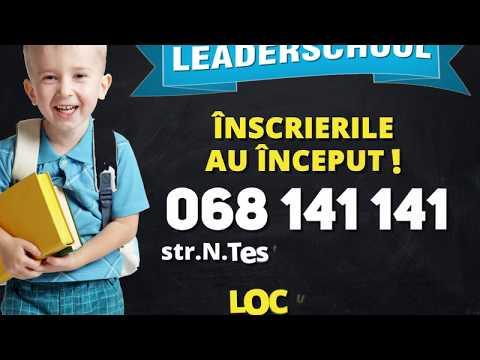 Atenție! Au rămas locuri limitate la programul Leader School!