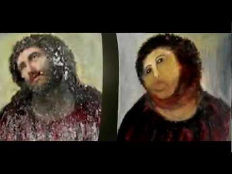 Ecce Homo Reloaded. The Movie. Ecce Homo Restaurado. O Filme.