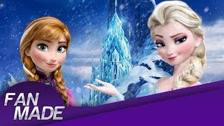 Fan Made Frozen: Una Aventura Congelada Trailer