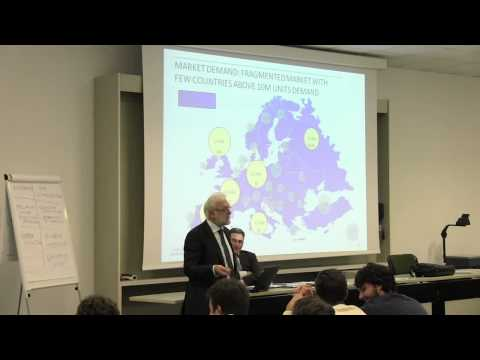 Alessandro Piatti - Logistica e supply chain in Whirlpool