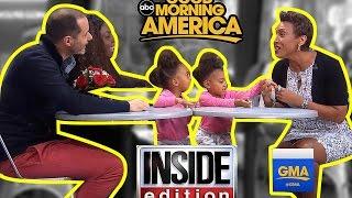 MCCLURE FAMILY ON GOOD MORNING AMERICA!