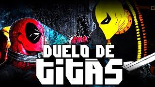Deadpool VS. Exterminador Duelo De Titãs