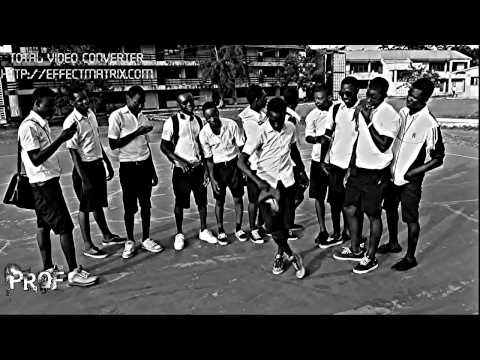 Accra High School(AHISCO) Official Rap Cypher 2012/2013